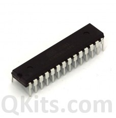 28 pin ATMEL processor 328 with boot loader