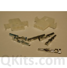 """3 position wire connector set .093"""" MODE 37-503"""