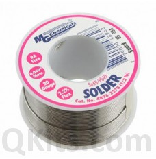 Leaded Solder Sn60 / Pb40 1/2lb, 0.04 inch Dia image