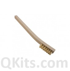 Small Hog Hair Cleaning Brush image