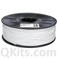 3 mm (1/8 inch) ABS Filament - White image