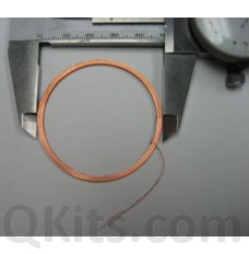 Antenna for 125KHz RFID readers image