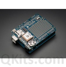 GPS Logger Shield Module for Arduino