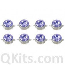 LED Lights with Pearl Effect BLUE image