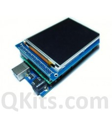 Arduino Mega with TFT Touch Screen image