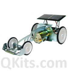 Solar Powered Racer Car Kit image