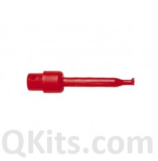 40mm WIRE CLIP - RED image