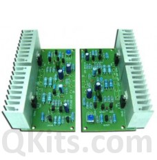 35 Watt Stereo Power Amplifier image