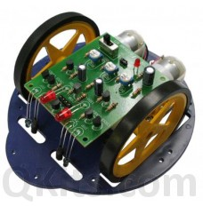 Gear Tacon Line Follower Robot Kit image