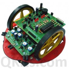 AVR3 Treasure Finder Robot Kit image