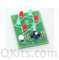 Triangular LED Flasher Kit image