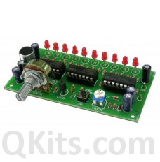 Sound Tester Game Kit (10 LEDs) image