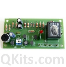Sound Activated Switch Kit (On/Off) image