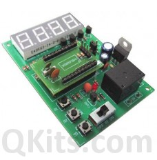 Digital Multifuntion Timer Switch Kit 1 Sec - 99 Hrs image