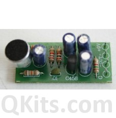 Condenser Microphone Kit with Pre-Amp image