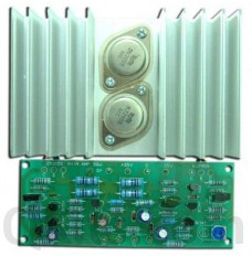 50 Watt Power Amplifier Kit image