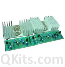 50 Watt Stereo Power Amp Kit image