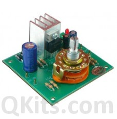 Selectable Voltage Regulator Kit 1.5- 12V 1A image