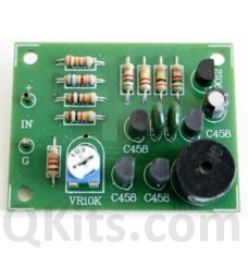 Low Battery Alarm Kit (for 12V) image