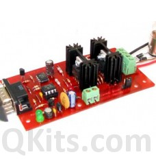 Bidirectional serial motor speed controller. image