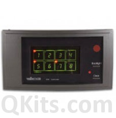 User Definable 8 Channel Touch Panel Kit image