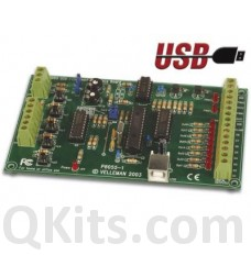Velleman K8055 USB Experiment Interface Kit image1