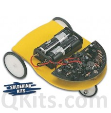 Electronic Robot - Sound Reversing Car Kit image