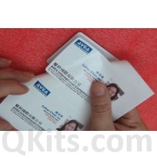 RFID Card Stickers for Ink Jet image