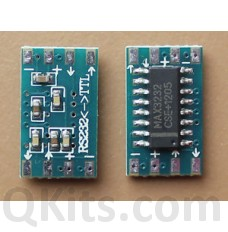 RS232 to TTL level converter image