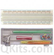Breadboard 830 Terminals with Jumpers image