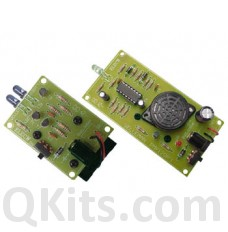 velleman mk120 IR Light Barrier Transmitter and Receiver Kit image