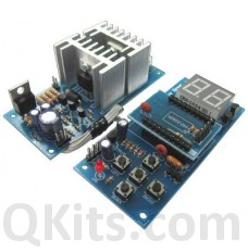 30A Digital DC Motor Speed Control image