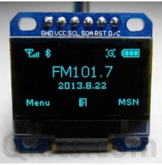 0.96 inch SPI OLED Display image