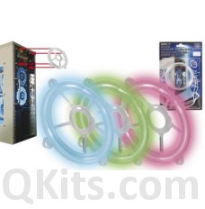Cold Cathode Fluorescent Lamp for PC Fan PINK image