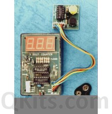 Three Digit Counter Kit (RoHS) image
