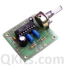 1W Stereo Audio Amplifier Kit image