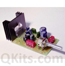 6 - 10 WATT STEREO AMPLIFIER KIT image