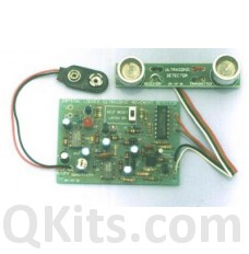 Ultrasonic Movement Detector Kit image