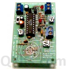 PIR Motion Detector Kit image