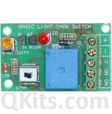 Light/Dark Relay Switch Kit image