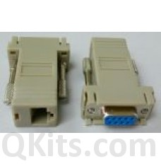 RJ45 to RS232 Converter image