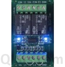 Two 12VDC Relay Card image