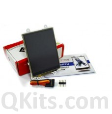 3.2 inch Raspberry Pi Display Starter Kit image
