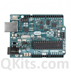 Arduino UNO Rev3 with integrated WiFi