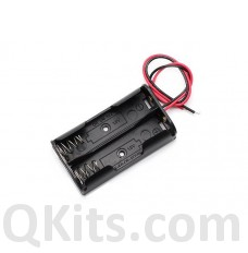 2 AA Battery Holder with Leads