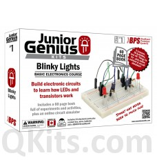 Junior Genius Kits #1 - Blinky Lights (JRG01-KIT)