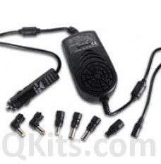 Regulated Switching Mode Car Adapter 120W image