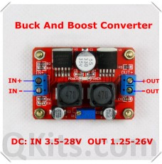 Step up Step down power supply