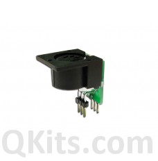 din adapter to breadboard for MIDI devices, and AT-style keyboards