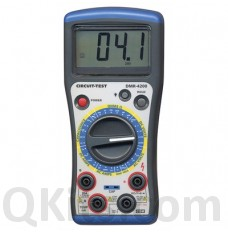 DMM - Capacitance, Frequency, Temperature, CATII/1000V